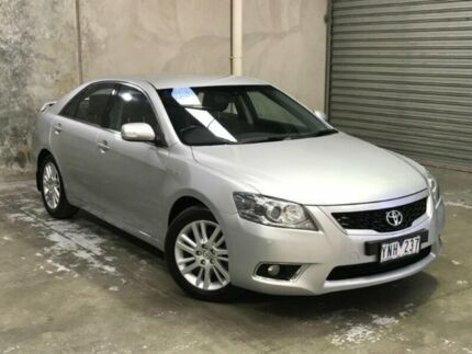 2011 Toyota Aurion GSV40R MY10 Touring Silver 6 Speed Sports Automatic Sedan Mill Park Whittlesea Area Preview