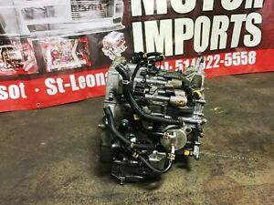 HONDA CIVIC 2006-2011 R18A Automatic TRANSMISSION INSTALLATION