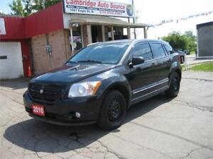 2010 Dodge Caliber SXT   SOLD