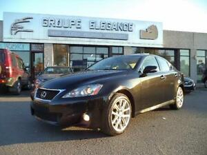 2012 Lexus IS 250-AWD-CUIR-TOIT