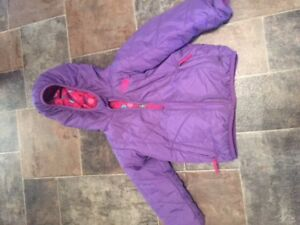 Northface Reversible Winter Jacket