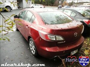 2010 Mazda3, 4d, 2.0L 4cyl, auto, AC, INSPECTED - nlcarshop.com St. John's Newfoundland image 3