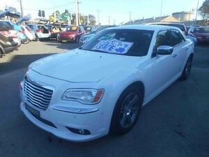 2012 Chrysler 300C LE MY08 3.5 V6 5 Speed Automatic Sedan Greenacre Bankstown Area Preview
