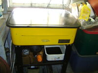 parts washer $ 60.00