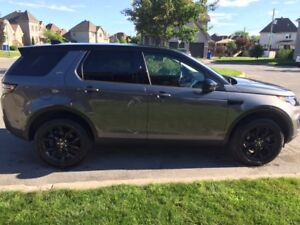 Land Rover Discovery sport HSE 2017 à vendre