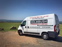 Holmbush Hire - 4x4 Hire, Commercial Vehicle Hire and Van Hire based in Saltash, Cornwall