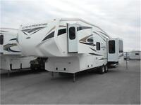 2011 Crossroads Cruiser CF315 5th Wheel Trailer !!!