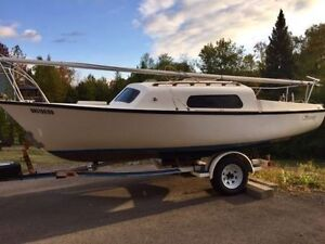 Matilda 20 ft Sailboat with Trailer
