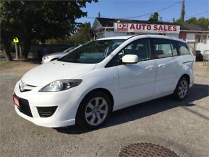 2008 MAZDA 5 Automatic/6 Passenger/Gas Saver/Certified
