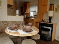 Cosalt Torino classic caravan for sale at Skipsea with 2018 pitch fees included