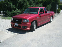 "2007 Ford Ranger STX ""Roush Body Kit""  Senior Owned"