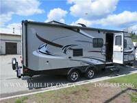 STYLISH W/TONS OF FEATURES *SUV TOWABLE *TRAVEL TRAILER FOR SALE