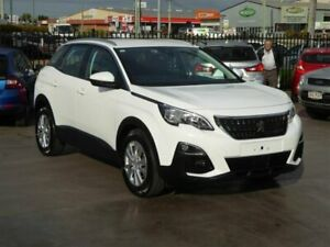 2018 Peugeot 3008 P84 MY18.5 Active White 6 Speed Automatic Wagon