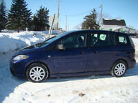 2007 Mazda 5, Saftied, Etested, 6 month Warranty Only 116K