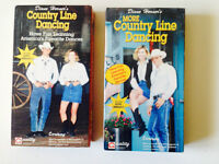 Billy Ray Cyrus, Line Dancing, Country Music VHS