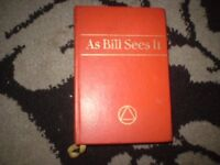 """vintage """"as bill sees it"""" fourth edition 1978"""