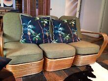 Vintage Pretzel Lounge with Arm Chair Bilgola Pittwater Area Preview