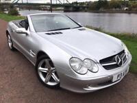 2003 P MERCEDES-BENZ SL 3.7 SL350 2D 245 BHP