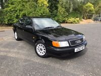 1991 CLASSIC AUDI 100 2.3 E AUTO MOT SEPT 18 PREVIOUS OWNER TWENTY YEARS MUST SEE £1495 OLDMELDRUM