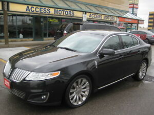 2010 Lincoln MKS, Navi, AWD, 3 Years warranty Included, Mint