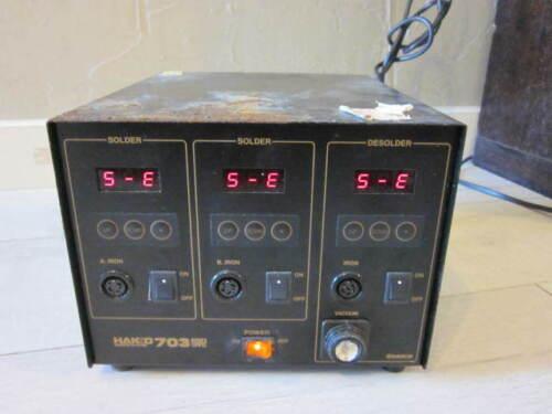 Hakko 703 Rework System