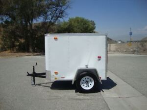 Small Enclosed Trailer - Wanted - Any Condition
