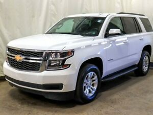 2017 Chevrolet Tahoe LT 4WD w/ Leather, Heated Seats