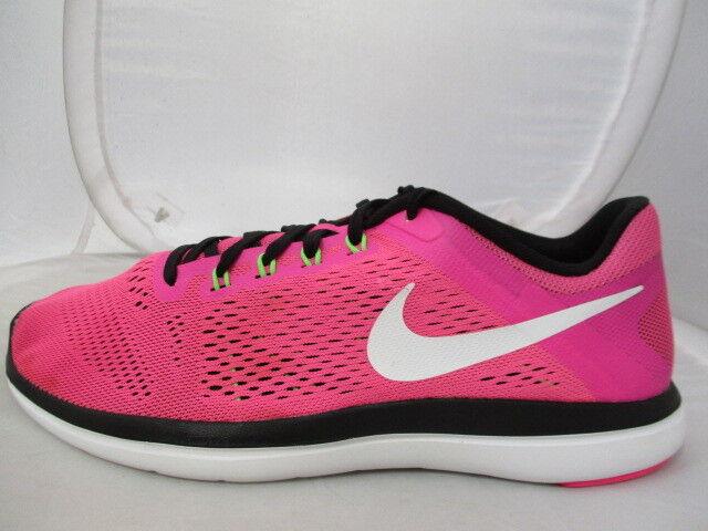 Nike Flex 2016 Ladies Running TRAINERS UK 7 US 9.5 EUR 41 CM 26.5 REF 6158