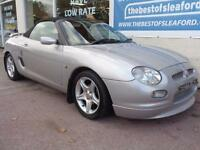 MG/ MGF 1.8i convertible low miles 96k S/H Cheap convertible to clear