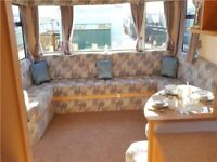 Static Holiday Home For Sale, Payment Options Available,2018 Site Fees Included,North West,Caravan
