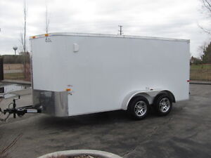 2017 Cargo Craft Cycle Trailer