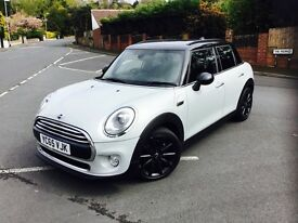 MINI COOPER D 1.5 COOPER D 5DR Manual START/STOP (white silver metallic) 2015