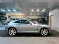 2004 Chrysler Crossfire by Mercedes Manual Coupe No Accidents