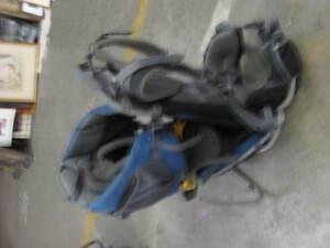 Deuter Kid Comfort 2 Child Carrier Backpack + Others