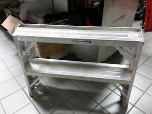 WARNER Foot Bench.We sell used tools. (#40965)