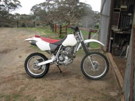 2001 honda xr400r