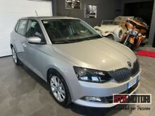 SKODA Fabia 1.0 MPI 75 CV Twin Color Design Edition Argento