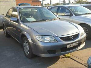 2003 Mazda 323 Protege Grey 4 Speed Automatic Sedan Granville Parramatta Area Preview