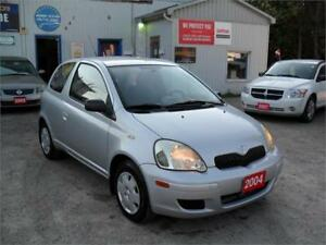 2004 Toyota Echo CE|NO ACCIDENTS|NO RUST|MUST SEE|ONLY 91KM