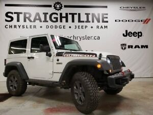 2017 Jeep Wrangler Rubicon Recon, Dual Top, LED, Trailer Tow, Na