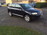 Volkswagen Toureg 5.0 TDI V10 5dr. Full dealer service history, immaculate condition, massive extras