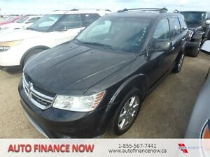 2012 Dodge Journey R/T 4dr All-wheel Drive 7 PASSENGER WARRANTY