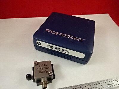 Accelerometer Pcb Piezotronics 3711d1fa3g Sensor Vibration Calibration Bf1-e-04