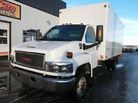 2006 GMC 5500 VAN BODY