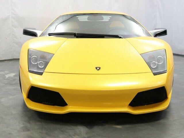 Image 6 Voiture Européenne d'occasion Lamborghini Murcielago 2008