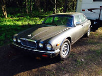 1986 JAGUAR XJ12  PARTING OUT