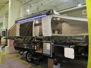 Like new Tent Trailer. Used twice, you save the all the taxes!