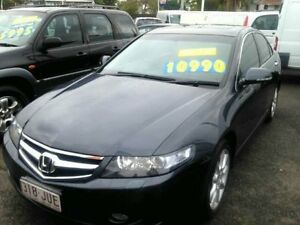 2006 Honda Accord Euro CL MY2006 Luxury Grey Automatic Sedan Greenslopes Brisbane South West Preview