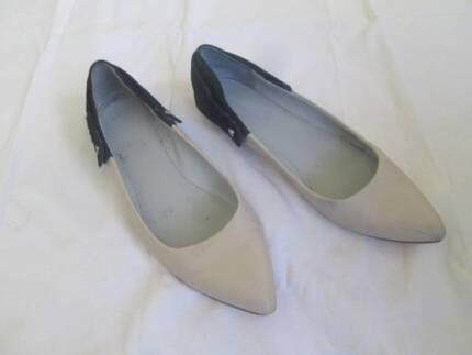 Calvin Klein Shoes - Ballet Flats - two colour - size 7.5 ladies