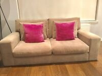 Two Seater Sofa / Couch from NEXT - hardly used quick sale